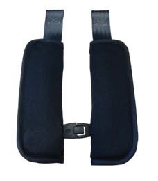 Belt-sleeve with chest-clip